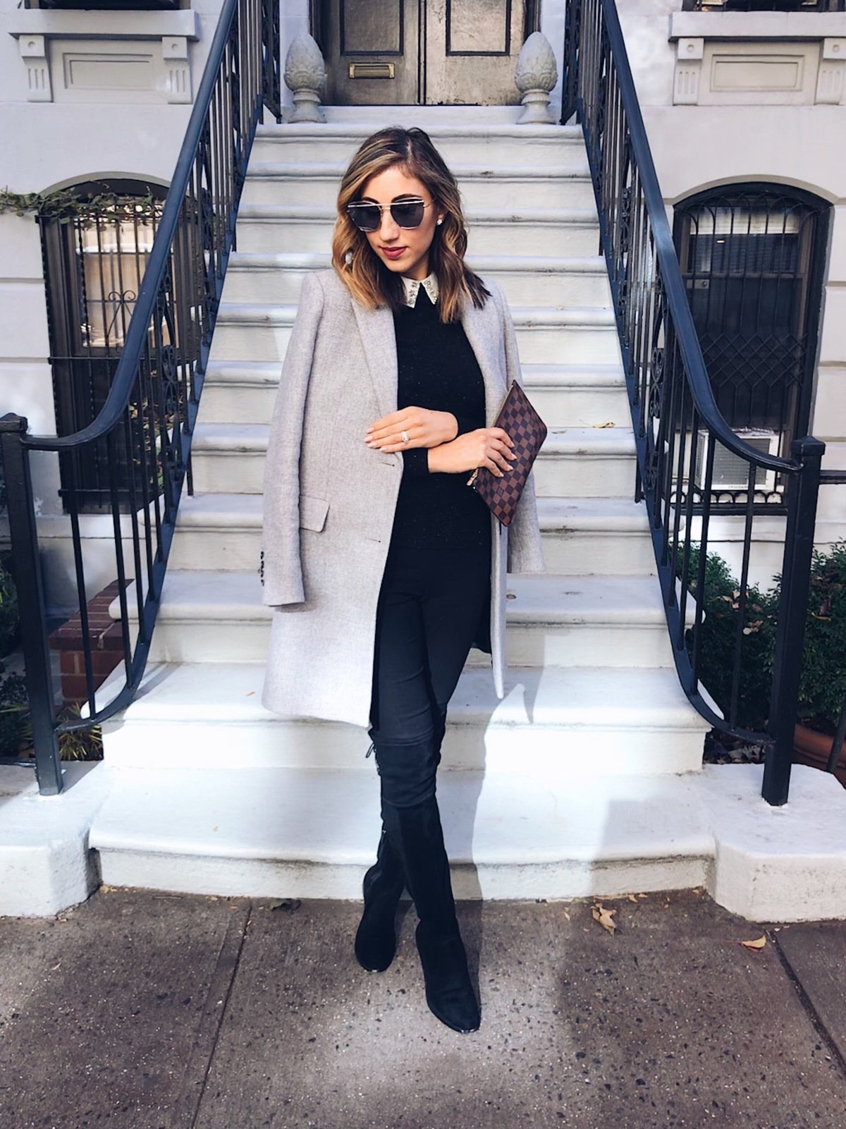 Zara-coat-holiday-holidays-thanksgiving-style-fashion-dressy-casual-office party-glam-chic